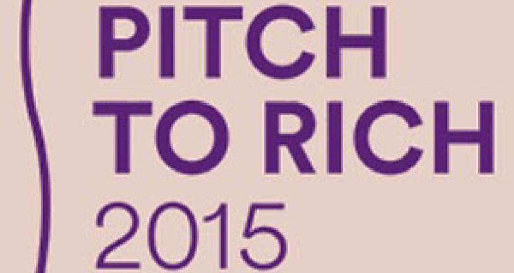 "Vote Before May 5th in the ""Pitch to Rich"" Campaign!"