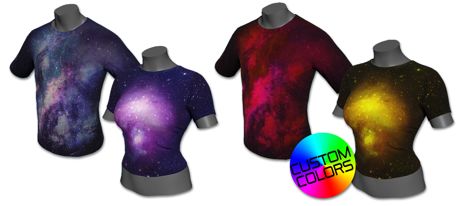 Galaxy T-shirts copy
